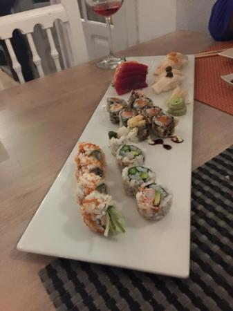 Bandeja sushi fotograf a de misuto m laga tripadvisor - Bandejas para sushi ...