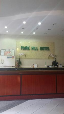 Park Hill Hotel Mactan: Unfortunately the room they give to us was low standard.. Would you pay like 20 $ for this?