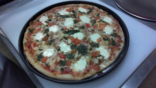 Lil Rhody Pizza
