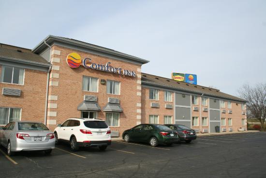 Comfort Inn: Exterior