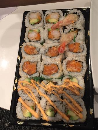 Sushi'O' on Fennell
