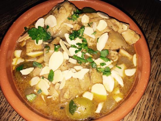 B'nou: Moroccon  dish