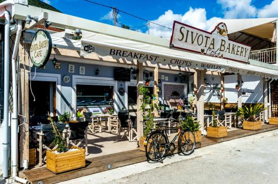 Sivota Bakery Cafe