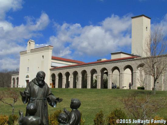 The National Centre for Padre Pio