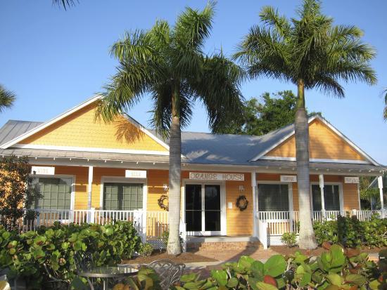 The Orange House Wine Bar: Orange House