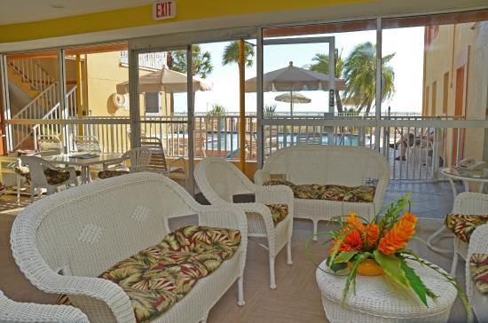Page Terrace In Treasure Island Florida