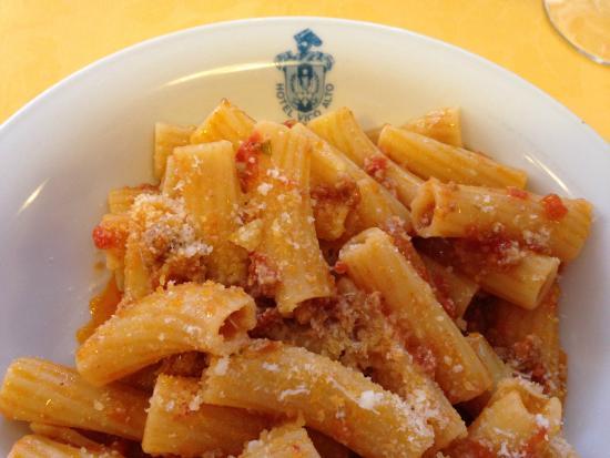 Hotel Vico Alto: Amazing authentic dishes!