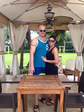 Sandals Ochi Beach Resort: Cabana
