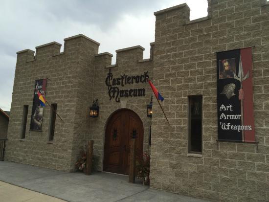 Castlerock Museum: Exterior
