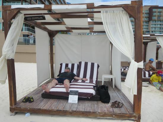 Bali Bed With Resort Credit Picture Of Hard Rock Hotel