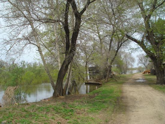 Lesozavodsk, Rusia: Новостройку подтапливает