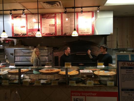 Stowe, Pensilvanya: Great Pizza!!