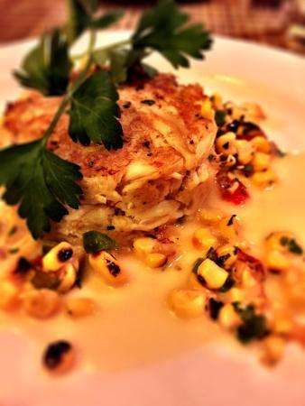 McCormick & Schmick's Seafood - Skokie: Crab cake