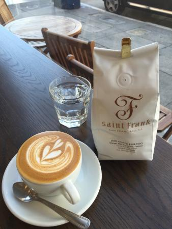 Saint Frank Coffee