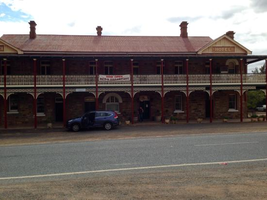 The Shirley Hotel Bed & Breakfast: Hotel