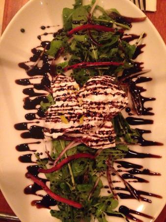 Osteria 8: Burrata
