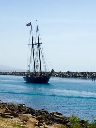 Dana Point, Kaliforniya: Tall ship