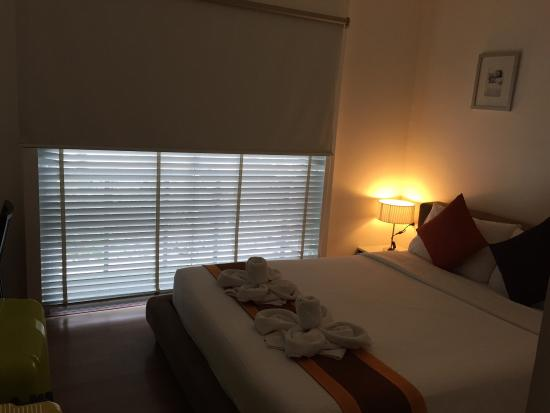The Bedrooms Boutique Hotel: Superior room - double bed