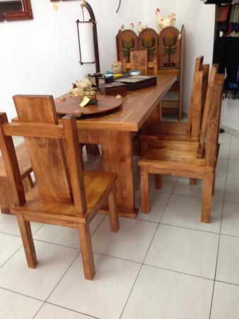 Muebles: fotografía de La Yunta. TIENDA y Cocina, Cuenca - TripAdvisor