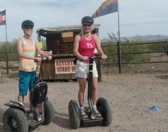 Fort Mcdowell Segway Tours