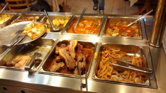 Restaurante Chino Tenedor Libre