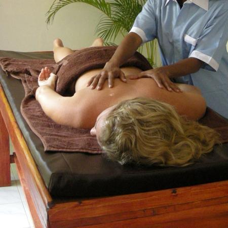 Bentota, Sri Lanka: Body Massage