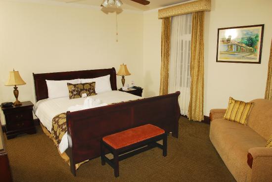 Gran Hotel Costa Rica: Habitación Deluxe