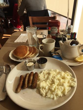 The Original Pancake House: Breakfast