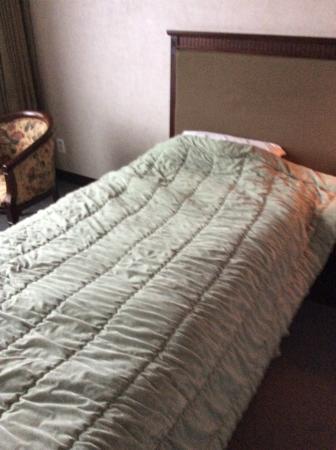 Hotel Inter-Burgo Daegu : Bedroom