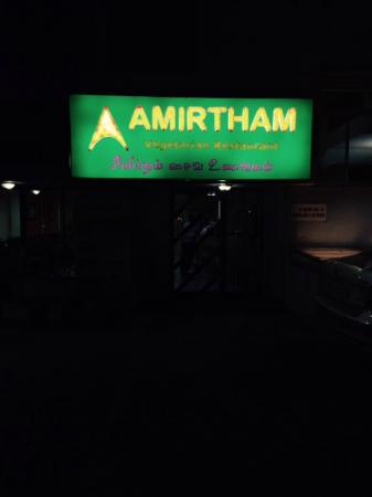 Amirtham Veg Restaurant