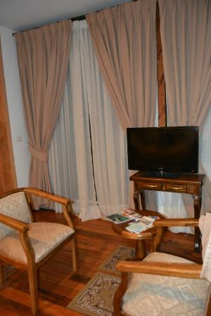 Hotel Casa Lyon: Habitacion triple
