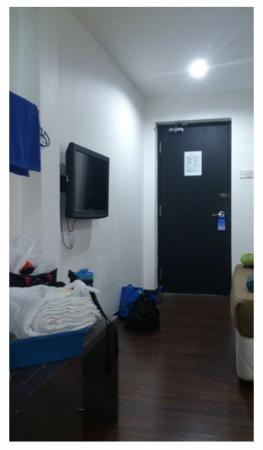 West Inn Taiping: Entrance