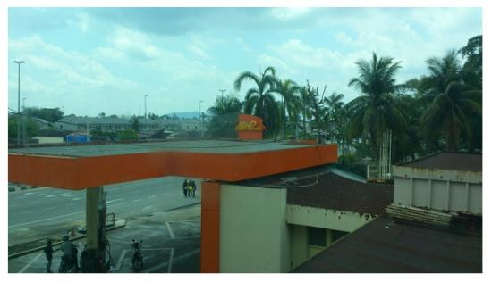 West Inn Taiping: Room View