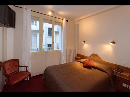Citotel Trianon: Chambre 31