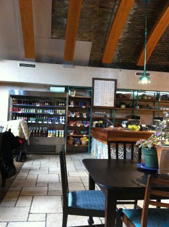 Inside Ev Bakery