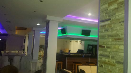 Lucky Hotel Apartments : New renovations Lobby/Bar/Resturant