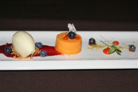 Restaurant La Taniere : Menu 20 services