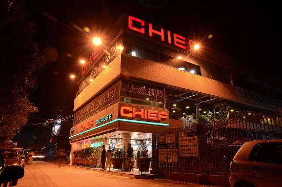 Chief Burger Peshawar
