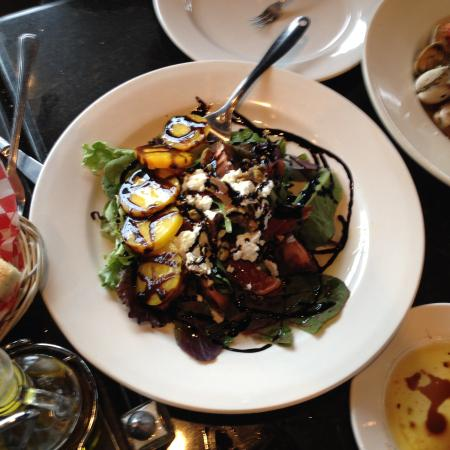 Golden Boot Cafe: White Beet salad - Bellissimo