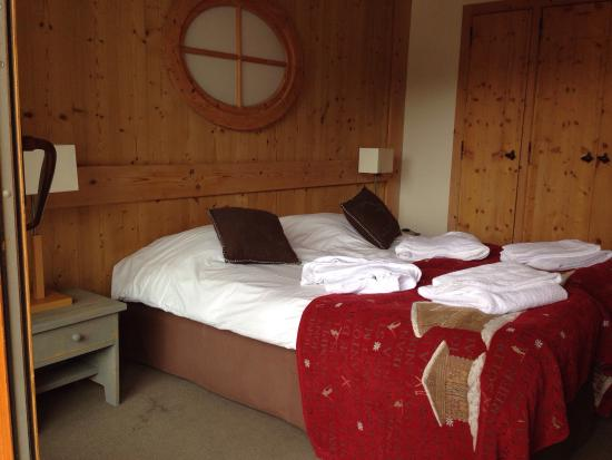 Pierre & Vacances Premium Residence Les Crets: Dormitorio