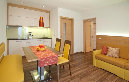 Garni Apartments Obermaratscher