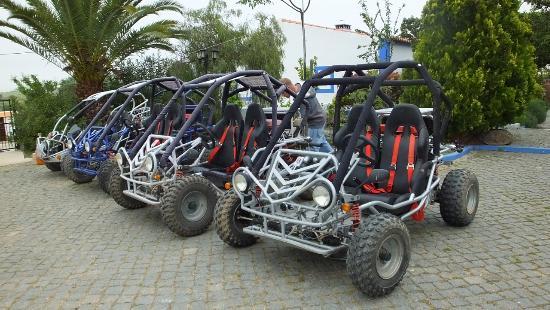 Monte Alerta: passeios de Kart Cross