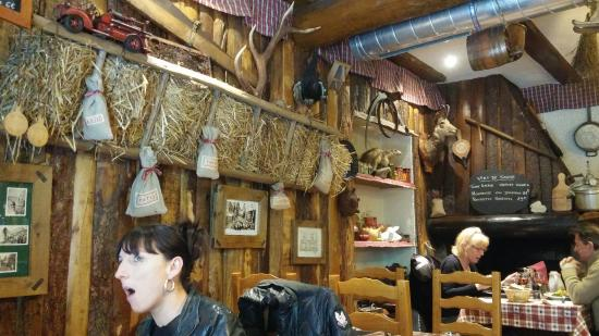 Le Refuge Bourg Saint Maurice Restaurant