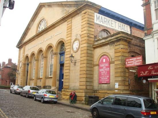 ‪Scarborough Market Hall & Vaults‬