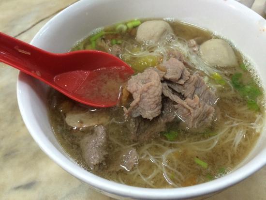 Kedai Kopi Lai Foong : 牛肉麺
