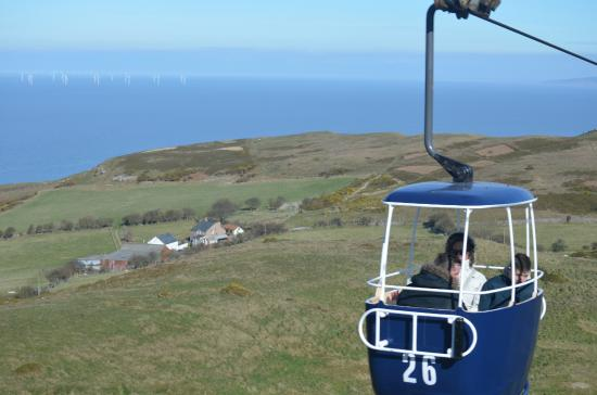 Great Orme Cable Cars: hi there