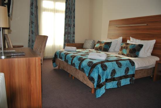 Albert Premier Hotel : les chambres