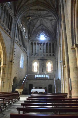 Iglesia de San Salvador: Altar