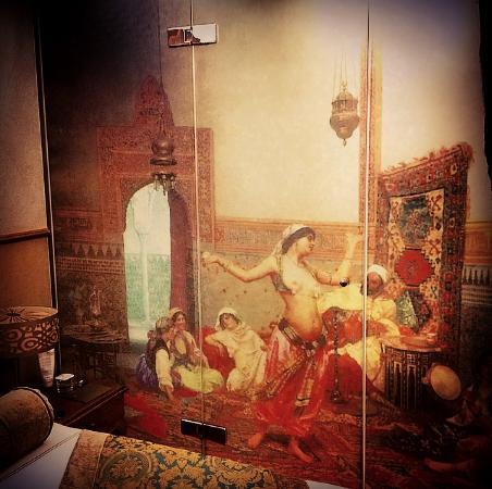 Hotel Sultania: Helena room
