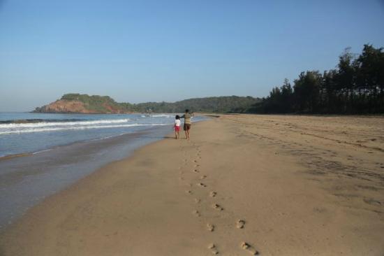 Oceano Pearl A Beach Home Stay : Ganeshgule Beach
